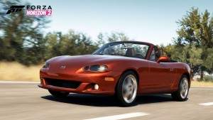 Mazda Mazdaspeed MX-5
